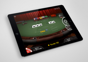 Baccarat-iPad-game